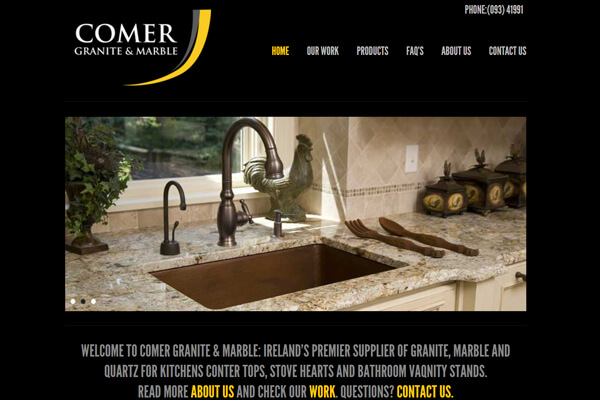 Comer Granite and Marble